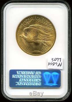 1907 $20 Saint-Gaudens Gold Double Eagle MS62 400353-024