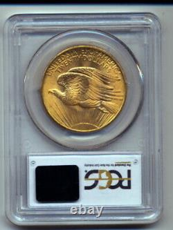 1908 PCGS MS65+ $20 St. Gaudens Gold Double Eagle No Motto