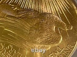1909-S Saint Gaudens Gold $20.00 Double Eagle PCGS MS64