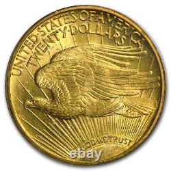 1910 $20 Saint-Gaudens Gold Double Eagle MS-64 PCGS SKU #20721