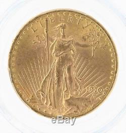 1910-D PCGS MS64 $20 Saint Gaudens Double Eagle