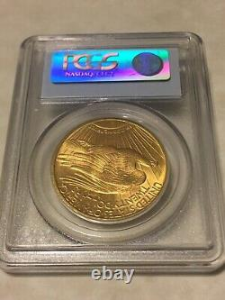 1910 MS63 PCGS Saint Gaudens Double Eagle $20 Gold Coin PQ great appeal OBL