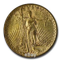 1910-S $20 Saint-Gaudens Gold Double Eagle XF SKU#14710