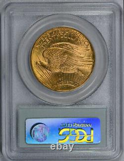 1911 D $20 MS 64 PCGS graded Gold Double Eagle Saint Gaudens Coin Free shipping