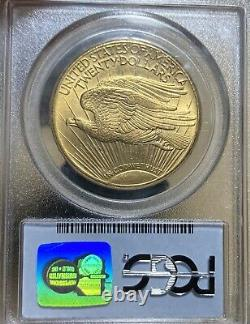 1911-D PCGS MS63 $20 Saint Gaudens Double Eagle