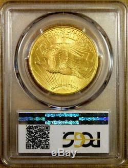 1913-D PCGS MS64+ $20 Saint Gaudens Gold Double Eagle Better Date