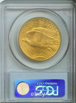 1914-S $20 GOLD ST. GAUDENS Double Eagle PCGS MS-64 SAINT MS64 CAC