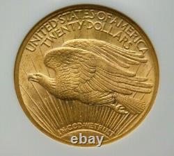 1914-S Twenty Dollar $20 Gold Saint Gaudens Double Eagle NGC MS 62