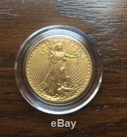 1916-S Gold Double Eagle In Gem Condition. St Gaudens $20 Piece. EBUCKS ELIGIBLE