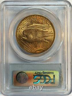 1920 $20 Saint Gaudens Double Eagle PCGS MS-64 Free Shipping