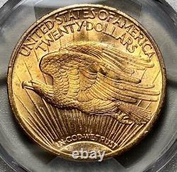 1923 $20 St Gaudens Gold Double Eagle PCGS MS 64