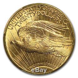 1923-D $20 Saint-Gaudens Gold Double Eagle MS-64 PCGS SKU # 24446
