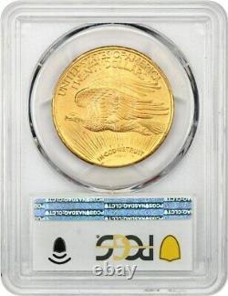 1924 $20 Philadelphia St Gaudens GEM++ Gold Double Eagle PCGS MS66+ Plus CAC