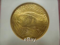 1924 $20 Saint-Gaudens Double Eagle NGC MS 67