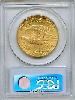 1924 $20 Saint Gaudens PCGS MS66 Double Eagle Gold Coin (06101646)