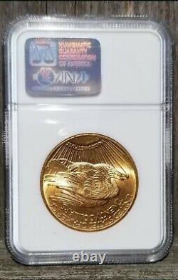 1924 $20 St. Gaudens Gold Double Eagle MS-65 NGC SKU# 637482 Precious Coin