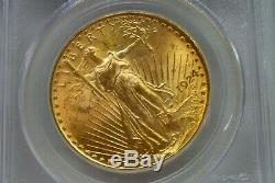 1924 Gold $20 St. Gaudens Double Eagle PCGS MS65 I-10768