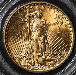 1924 PCGS MS64 St. Gaudens $20 Gold Double Eagle Item# M4013