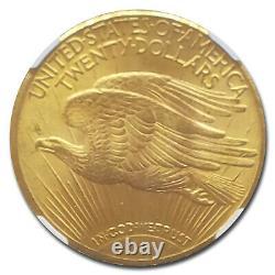 1925 $20 Saint-Gaudens Gold Double Eagle MS-63 NGC SKU#11181