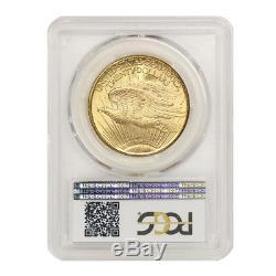 1925 $20 Saint Gaudens PCGS MS63 choice graded Philadelphia Gold Double Eagle