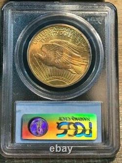 1925 U. S. $20 St. Gaudens Double Eagle Gold PCGS MS64