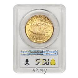 1926 $20 Gold Saint Gaudens PCGS MS65 Gem Graded Philadelphia Double Eagle Coin