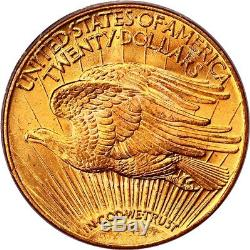 1926 $20 PCGS/CAC MS65 Saint Gaudens Double Eagle Gold Coin