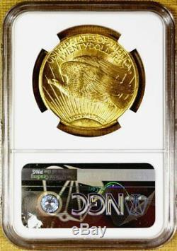 1926 NGC MS66 $20 Saint Gaudens Gold Double Eagle Better Date