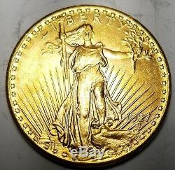 1927 $20 Gold St. Gaudens Double Eagle-mint State Uncirculated-free USA Ship