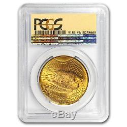 1927 $20 Saint-Gaudens Double Eagle BU PCGS (Prospector Label) SKU#151078