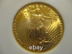 1927 $20 St. Gaudens Double Eagle Gold Coin NGC MS65