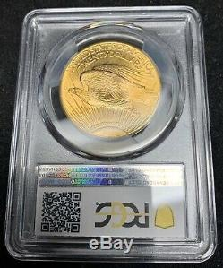 1927 $20 St Gaudens Double Eagle PCGS MS65+ Twenty Dollars WILL COMBINE SHIPPING