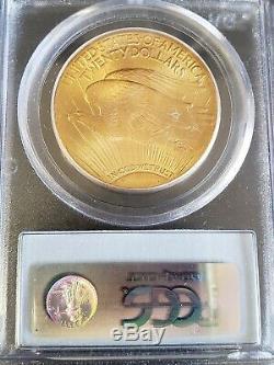1927 $20 St Gaudens PCGS MS66 GEM Philadelphia Gold Double Eagle! Pre 1933 Gold