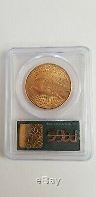 1927 St. Gaudens Double Eagle $20 Gold Piece PCGS MS62