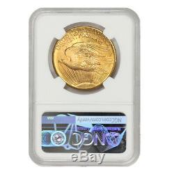 1928 $20 Gold Saint Gaudens NGC MS67 Superb Gem Philadelphia Double Eagle Coin
