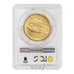 1928 $20 Gold Saint Gaudens PCGS MS65 Gem Graded Philadelphia Double Eagle