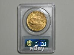 1928 $20 Gold Saint St Gaudens Double Eagle PCGS MS63