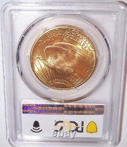1928 $20 Philadelphia Gold GEM St Gaudens Double Eagle PCGS MS66