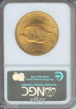 1928 $20 ST. GAUDENS DOUBLE EAGLE NGC MS-65 SAINT MS65 Premium Quality P. Q. PQ