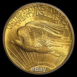 1928 $20 Saint-Gaudens Gold Double Eagle MS-63 PCGS SKU#8642