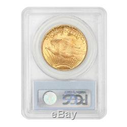 1928 $20 Saint Gaudens PCGS MS66 PQ Approved Chicago Classics Gold Double Eagle