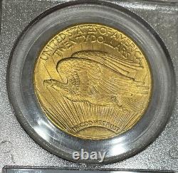 1928 PCGS MS66 $20 Gold Saint Gaudens Double Eagle