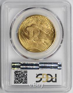 1928 Saint Gaudens Double Eagle Gold $20 MS 65+ Plus PCGS