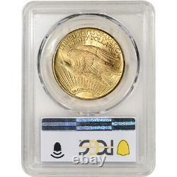 1928 US Gold $20 Saint-Gaudens Double Eagle PCGS MS64
