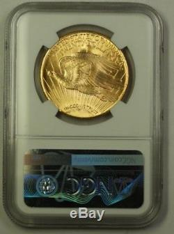 1928 US St. Gaudens Double Eagle $20 Gold Coin NGC MS-64