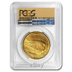 $20 Saint-Gaudens Double Eagle BU PCGS (Random, Prospector Label) SKU#150377