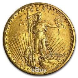 $20 Saint-Gaudens Gold Double Eagle VF (Random Year) SKU #93923