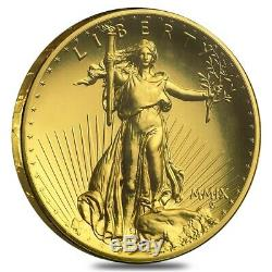 2009 1 oz $20 Ultra High Relief Saint-Gaudens Gold Double Eagle NGC MS 70