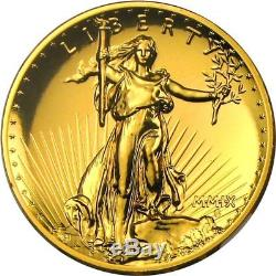 2009 1oz $20 Ultra High Relief Saint-Gaudens Gold Double Eagle NGC MS70PL WithOGP