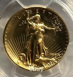 2009 St Gauden Double Eagle Ultra High Relief $20 gold PCGS MS70 First Strike